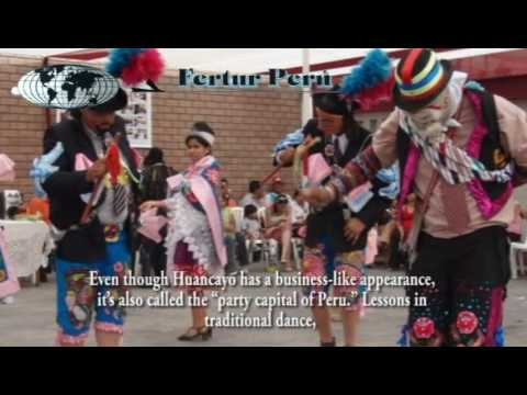 Peru Travel Guide  - Travel to the Andes of Peru, Huancayo
