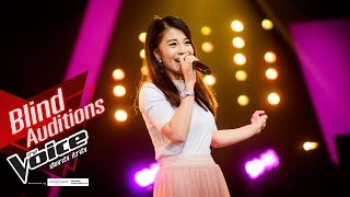 ซิน - หนูไม่ยอม  - Blind Auditions - The Voice Thailand 2019 - 23 Sep 2019