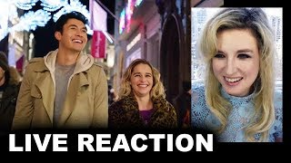 Last Christmas Trailer REACTION