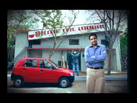Car Finance ad Mahindra Finance Car Loan ad
