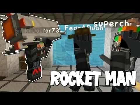 Minecraft - Mission To Mars - Rocket Man! [27]