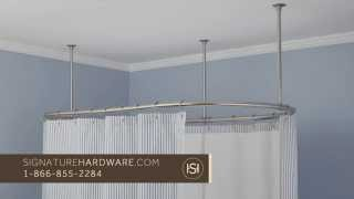 (3.22 MB) How to Install a Corner Shower Curtain Rod Mp3