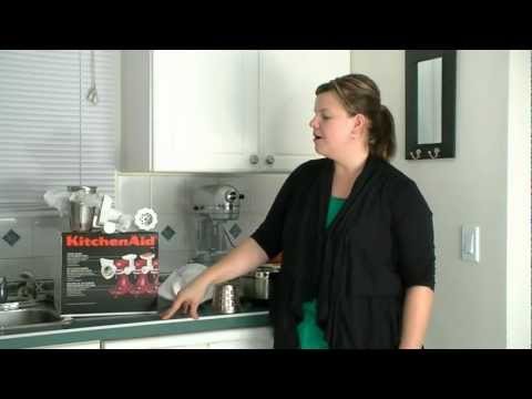 KitchenAid Mixer Attachment Pack Review by Cookies Cupcakes and Cardio