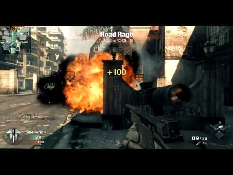 Call of Duty: Black Ops No Scope Sniper Montage by SillyGoose