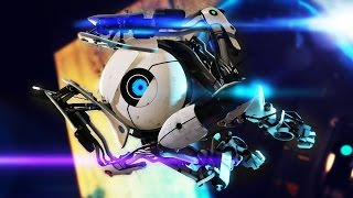 FLYING TO SUCCESS | Portal 2 Co-Op #2