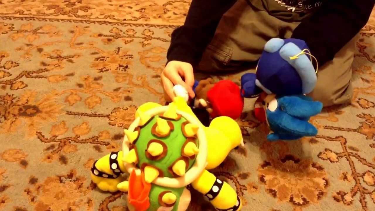 Mario Vs Sonic Vs Megaman Vs Pacman Mario,sonic,and megama...