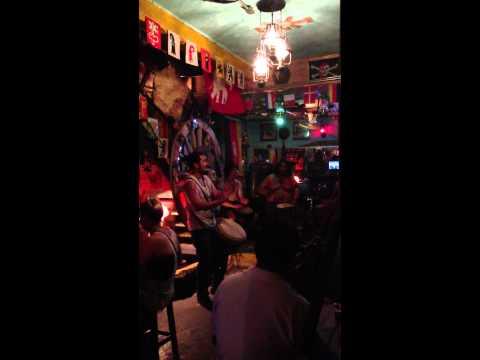 Happy Bar – Reggie Bar Drum Set Uncut , Bangkok * Thailand