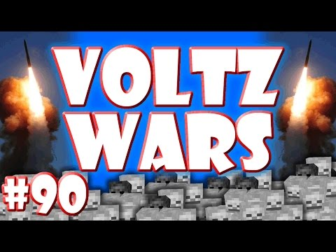 Voltz Wars #90 Millitary Officers