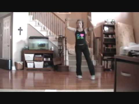 for those that have learned Angel Roberts Hokey Pokey at a Showstopper Dance convention, here is the