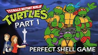 Teenage Mutant Ninja Turtles: Part 1 - TMNT Classic Cartoon Review
