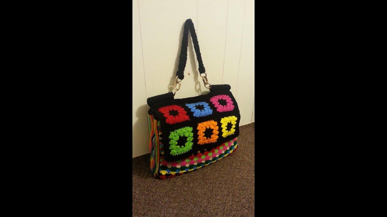 Designer Crochet Handbags : maxresdefault.jpg