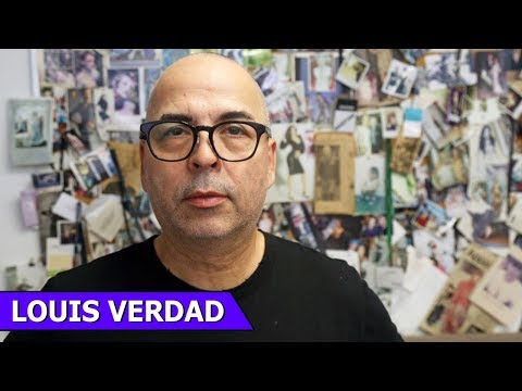 Louis Verdad | Mexican American Fashion Designer | Fashion Memior | Fashion Funky