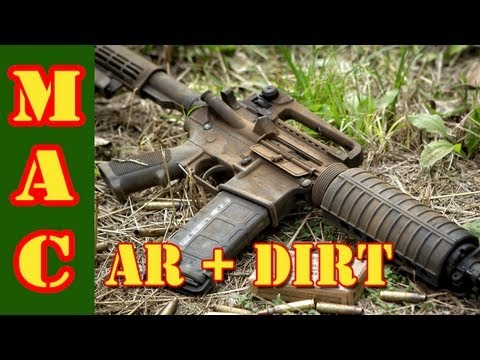 AR-15 Reliability Demonstration