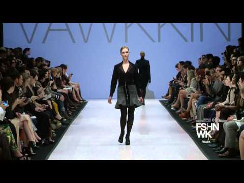 VAWK - MASTERCARD FASHION WEEK FALL 2012 COLLECTIONS