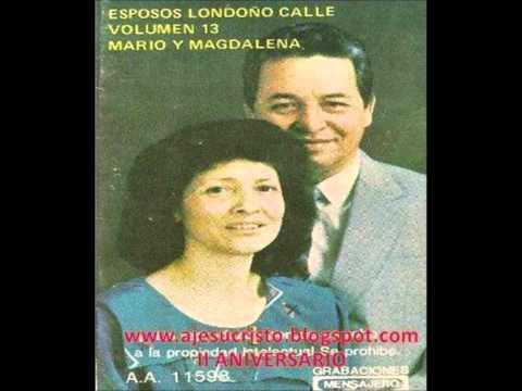 ESPOSOS LONDOÑO CALLE - EN EL AÑO 33