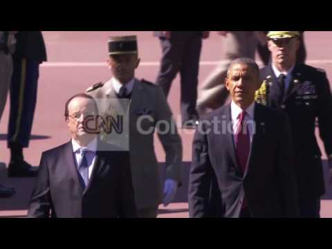 FILE-OBAMA, HOLLANDE TO MEET AT WHITE HOUSE