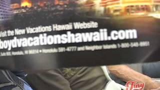 Vacations Hawaii New Omni Plane - Tiny TV