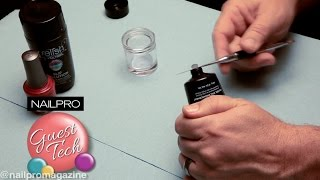 How To Use Gelish PolyGel For Enhancements