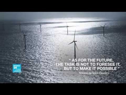 France 24, sponsor of the UN International Conference on Climate - Antoine de Saint-Exupéry