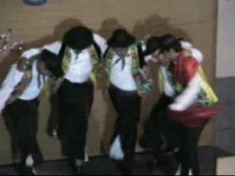 Profes Bailando