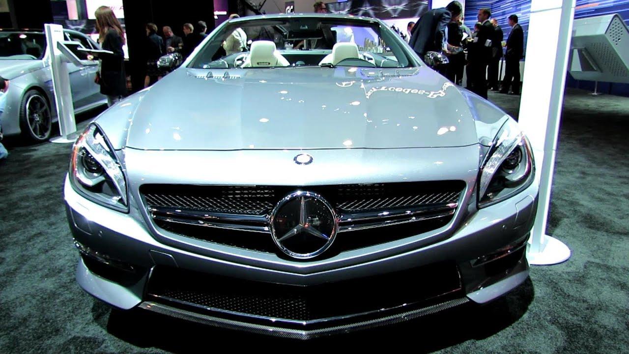 Mercedes Benz Rv >> 2014 Mercedes-Benz SL-Class SL65 AMG - Exterior and ...