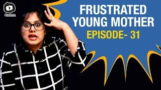 Frustrated Woman Telugu Web Series   Frustrated Young Mother FRUSTRATION   Sunaina   Khelpedia