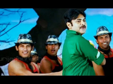 Pillani Chuste Full Video Song Hd - Cameraman Gangatho Rambabu - Pawan Kalyan, Tamanna video