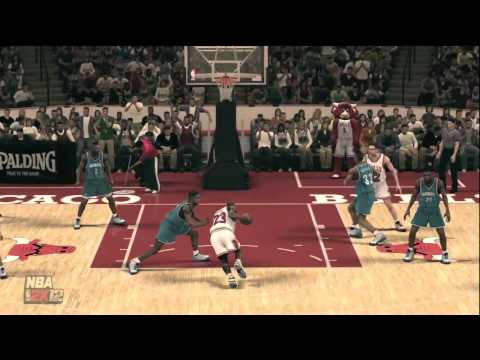 NBA 2K12 Greatest Players Mode - Michael Jordan