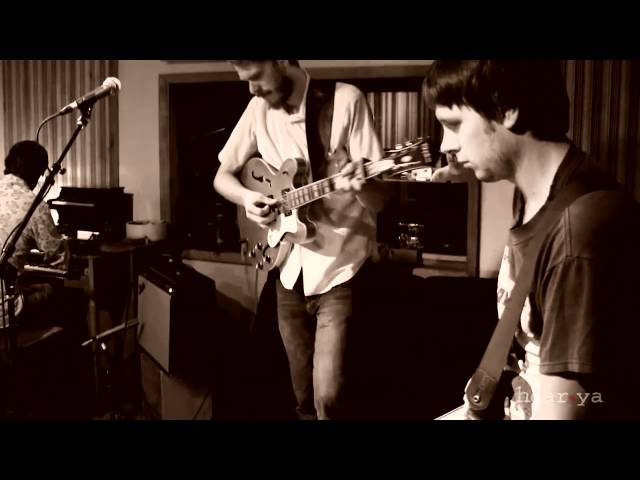 "The Deep Dark Woods - ""Peggy O"" - HearYa Live Session 9/21/10"