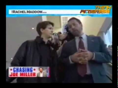 Maddow Grills Tea Party Candidate Joe Miller On Gay Rights