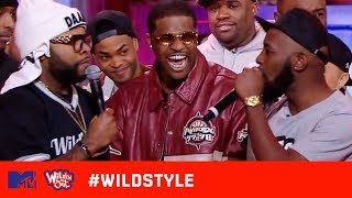 Wild N Out Asap Ferg In A Chico Vs Karlous Old School Rap Battle Wildstyle