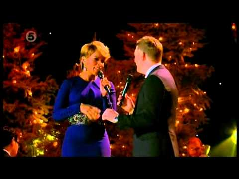 Michael Bublé Ft Mary J  Blige : Christmas Special Sings Merry Xmas  2013 Hq video