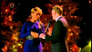 Michael Bublé Ft Mary J  Blige : Christmas Special Sings Merry xmas  2013 HQ