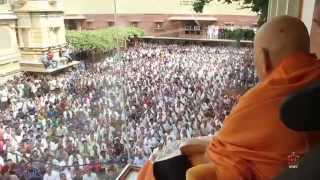 Guruhari Darshan 22 Aug 2014, Ahmedabad, India