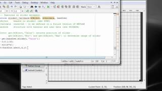 Slider in Matlab GUI (included Code)