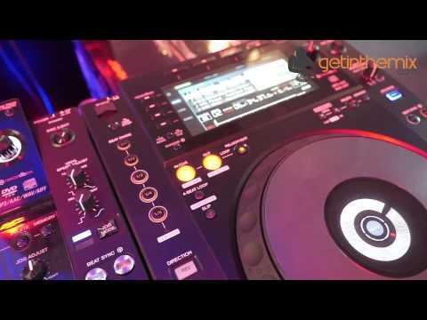 PIONEER CDJ 2000NEXUS and CDJ900NEXUS  comparison BY ELLASKINS THE DJ TUTOR