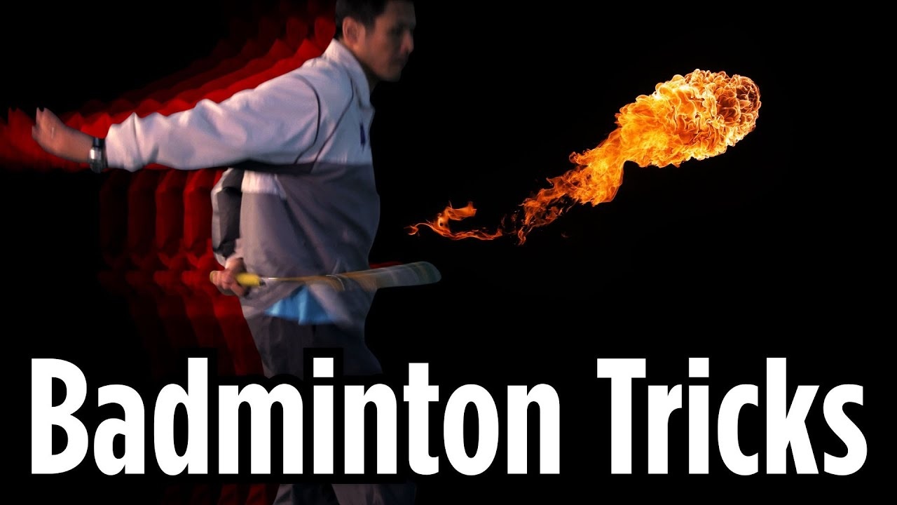 Badminton Shots Tricks Trick Shot | Badminton