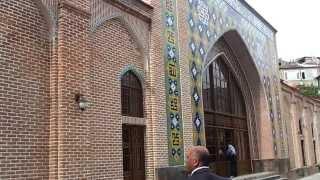 QERBI AZERBAYCAN IREVANDAKI GOY MESCID