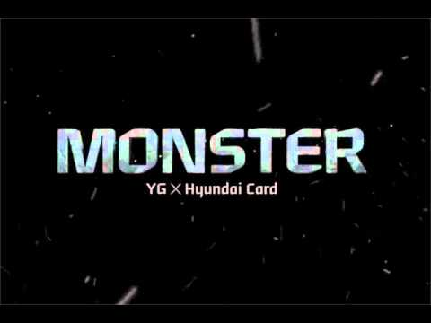 [audio] Bigbang - Monster (official Instrumental) video