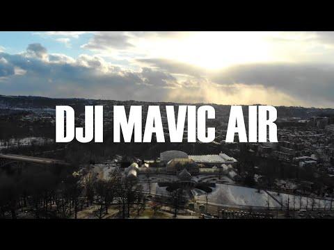 DJI MAVIC AIR Cinematic Footage!!! [4K EPIC]