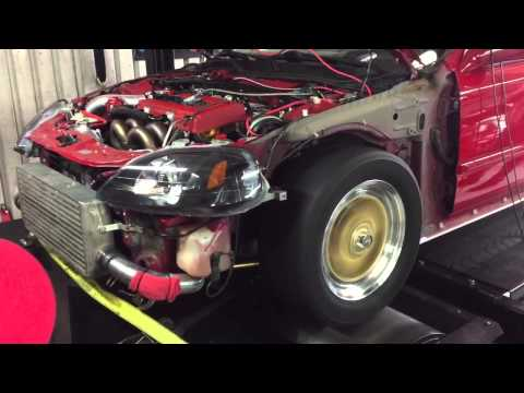 Red Dragon 800hp Civic GSR PTE 6266