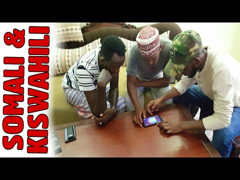 SOMALI GUYS BREAKING DOWN KISWAHILI || Tell us who is RIGHT? thumbnail
