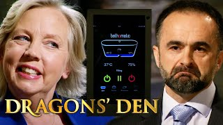 Bringing Baths Into The 21st Century | Dragon's Den