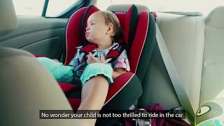 BreezyPad : Child Car Seat Liner with Cooling Fan (by BREEZY KIDS)