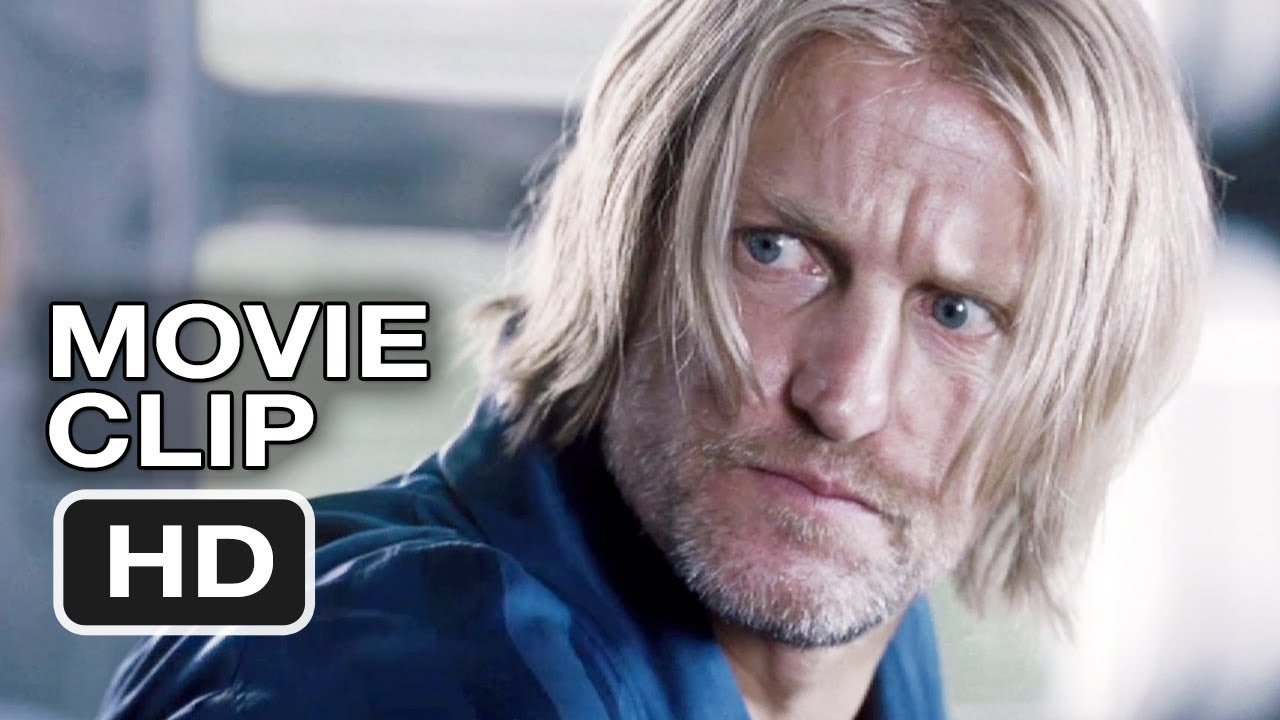 The Hunger Games #3 Movie CLIP - Get Them to Like You (2012) HD Movie ...