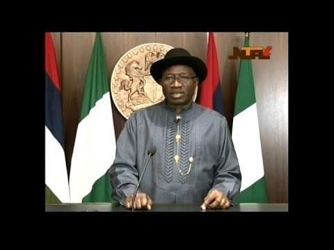 Nigeria's Jonathan vows 'total war' against Boko Haram