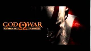 God of War Chains of Olympus Soundtrack - Battle of Attica