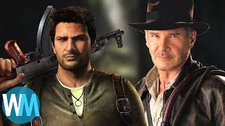 Top 10 Games That Ripped Off Movies