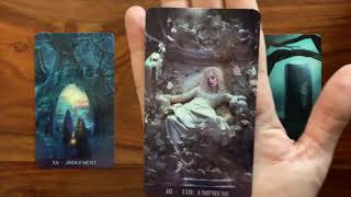 Daily Tarot Reading for 22 October 2019 | Gregory Scott Tarot