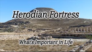 Video: King Herod killed all male babies (Herodian Fortress) - HolyLandSite